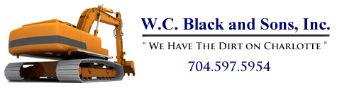 "W.C. Black and Sons, Inc. | ""We Have The Dirt On Charlotte"""